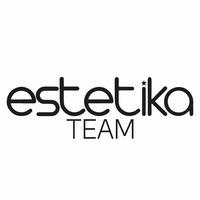 Логотип ESTETIKA TEAM. Атмосферные вечеринки и концерты