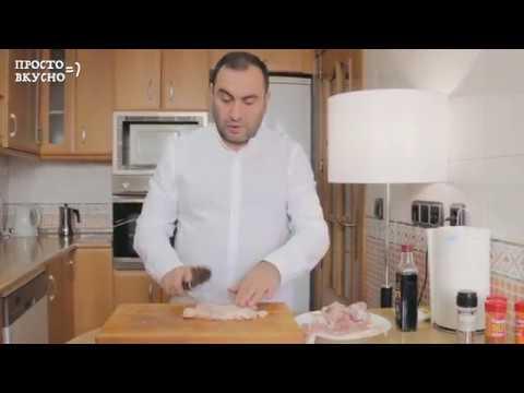 Отбивные из куриных окорочков Лучший рецепт