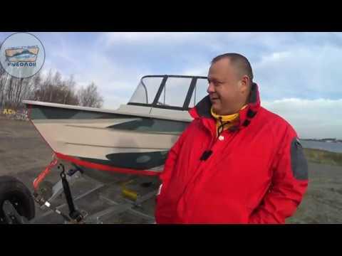 Долгожданный обзор катера ORIONBOAT 49 FISH PRO