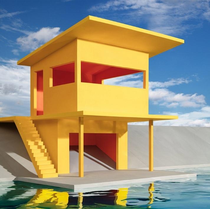 Модернистская архитектура в объективе Джеймса Кейсбира