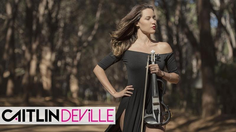 Mad Love Sean Paul David Guetta ft. Becky G Electric Violin Cover Caitlin De Ville
