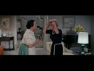 Я ВЕРНУЛАСЬ ДОРОГОЙ (1963) - мелодрама, комедия. Майкл Гордон 720p