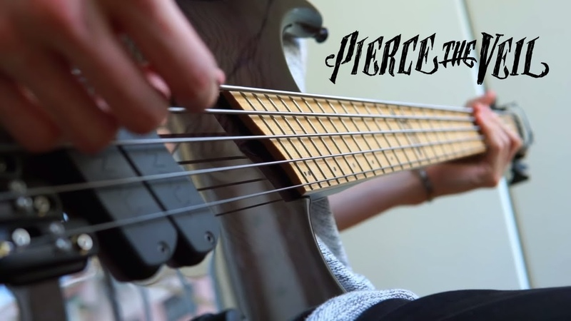 PIERCE THE VEIL - King for a Day (feat. Kellin Quinn)   Bass Cover
