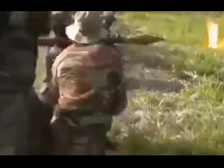 Nigerian artillery units trying to blow away enemy soldiers - worldwar3 wwiii