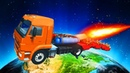 BeamNG Drive - IMPOSSIBLE TRUCK STUNTS 17