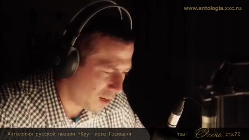 Проект Живая поэзия Иван Бунин Листопад Читает Андрей Мерзликин