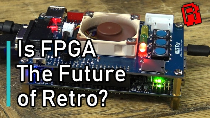 Exploring the MiSTer DE 10 Nano FPGA Is this the future of Retro