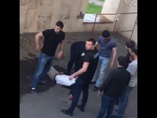 Убийство в ночном клубе Рокко Иваново