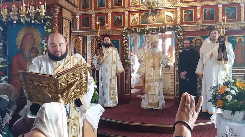 Sfanta Evanghelie din ziua Sf Ilie, Constanta, 2017