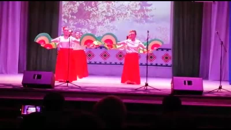 танец цветущая фантазия