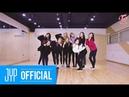 TWICE 트와이스 JELLY JELLY Dance Practice Video