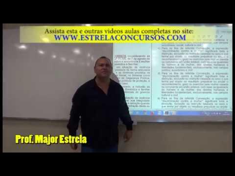 IBFC Aula Especial PROF MAJOR ESTRELA MOSTRA O ESTILO DA PROVA DA IBFC CONCURSO DA PM BM BA