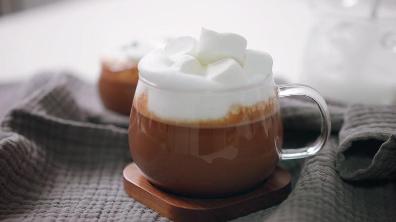 🍫 코코아 만들기 ☁ Hot Chocolate 한세 HANSE