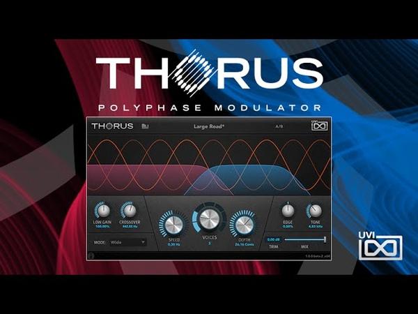 UVI Thorus Overview