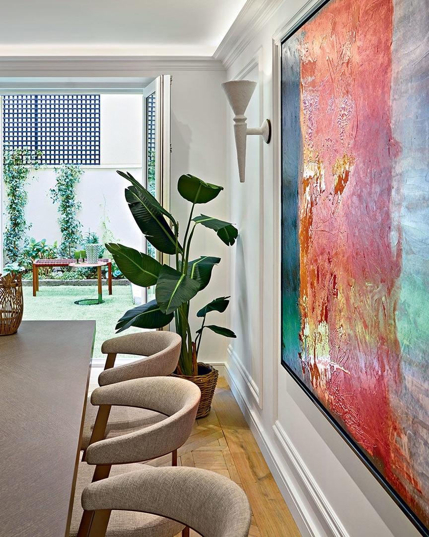 Проект Стефани Кута: «я хотела сохранить парижский стиль» || 01