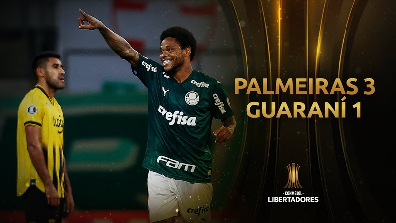 Palmeiras vs. Guaraní [3-1] | GOLES | CONMEBOL Libertadores 2020