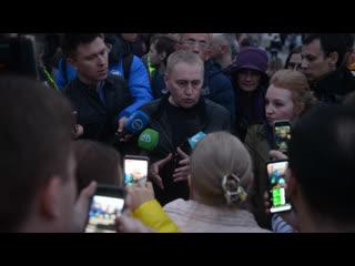 Депутаты Госдумы приехали в гордуму Екатеринбурга из-за протестов в сквере