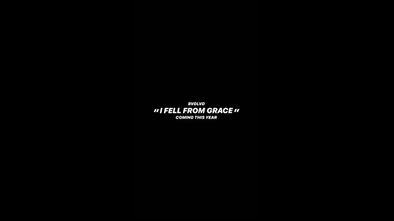 I FELL FROM GRACE