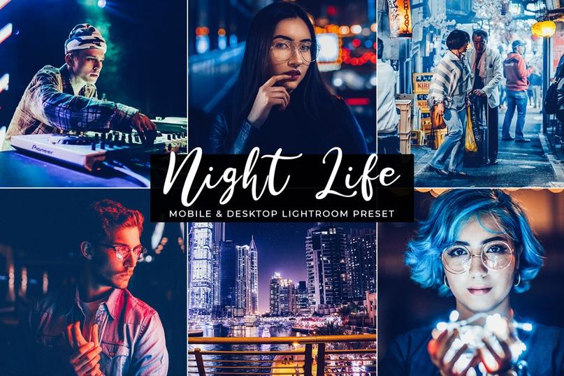 night life для пк и фотошопа.zip