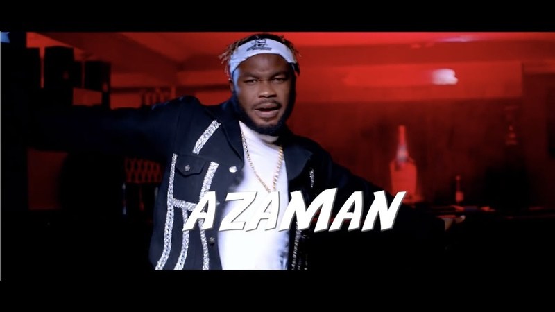 SLIMCASE AZAMAN Official Video ft 2baba Peruzzi Larry Gaaga Dj Neptune