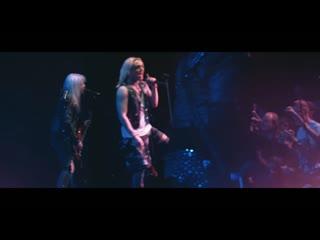 Crashdiet crazy(2020)glam hard rock швеция