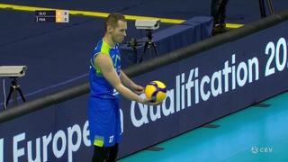 Slovenia vs. France - Match Highlights