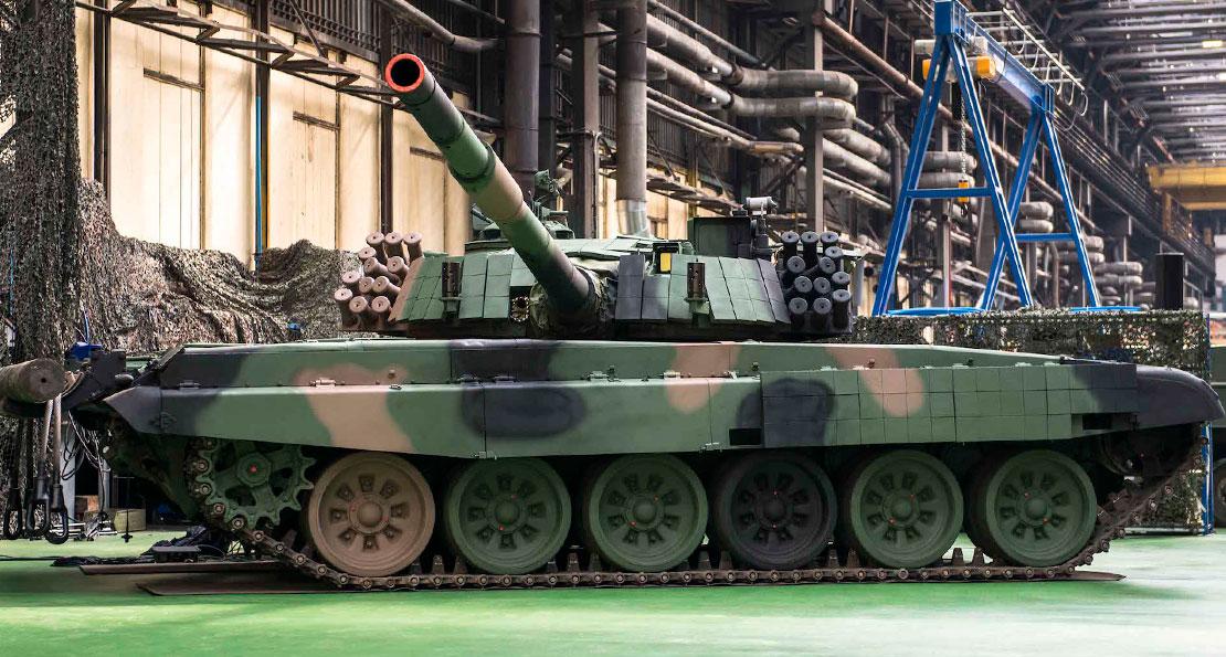 Польский танк