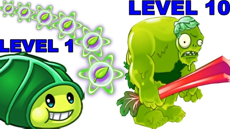 Plants vs Zombies 2: Zoybean Pod Pvz 2 Level 1-10 Vs Zombot Sphinx-inator: Gameplay 2019.