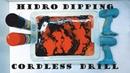 Hydro Dipping Аквапринт Шуроповёрта Захотелось обновить внешний вид сделай так Cordless drill!