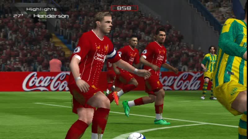 EPL 6-25 Liverpool-WBA