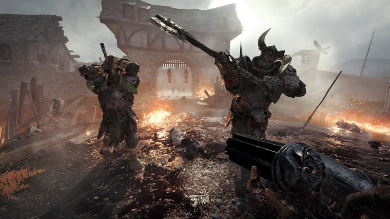 Warhammer: Vermintide 2 добавляй врагов через чат!