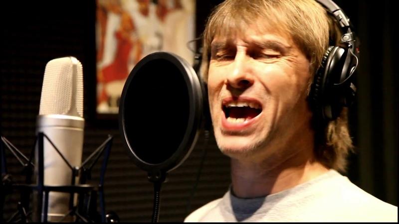 Дмитрий Ободников Сan't stop loving you cover Van Halen