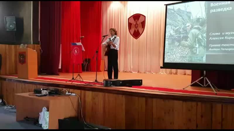 Старинная солдатская песня на новый лад сл Алексея Кириллова муз старинной солдатской песни Исполняет Антоний Галицкий в е