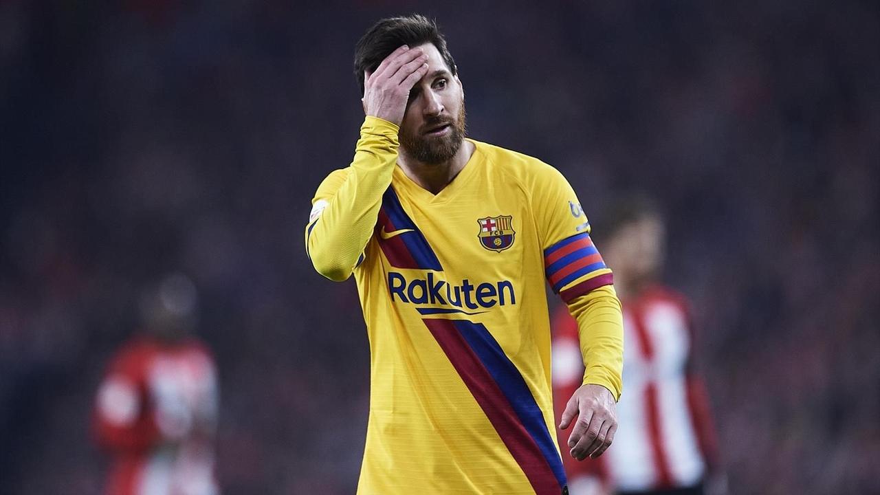 Лионель Месси. ФК Барселона 2020