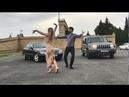 Девушка Танцует Нереально Красиво 2019 Чеченская Лезгинка С Красавицей Из Азербайджана ALISHKA RAINA