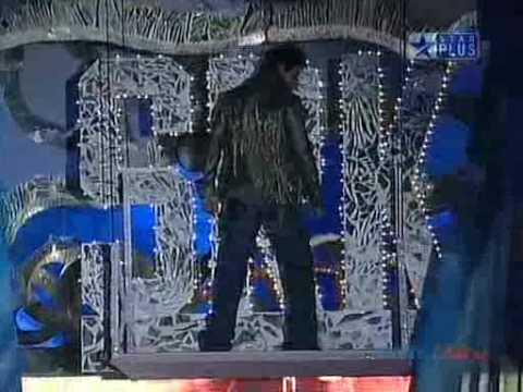SRK on DJ NYK's LOVE MERA HIT HIT RAP@NACH BALIYE GRAND FINALE