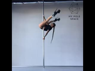 Exotic pole dance.