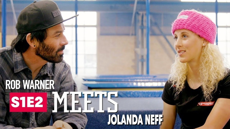 Catching Up with XC Mountain Bike Phenom Jolanda Neff | Rob Meets Ep 2