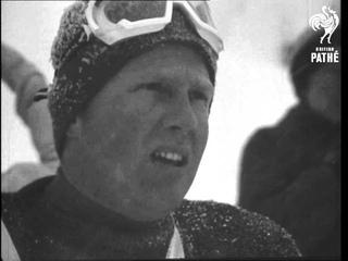 International Skiing At Murren (1966)