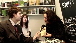 РЕУТОВ ТВ - Интервью с француженкой.