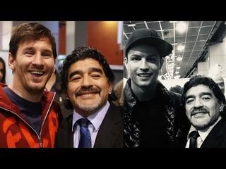 Реакция известных людей и команд на смерть легендарного аргентинского форварда Диего Марадоны.