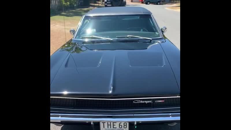 1968 Dodge Charger wroom wroom