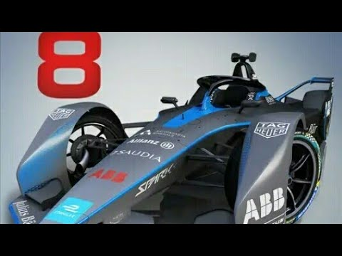 Asphalt 8 Upcoming Update 40 New Car Revealed Formula E SRT05 e