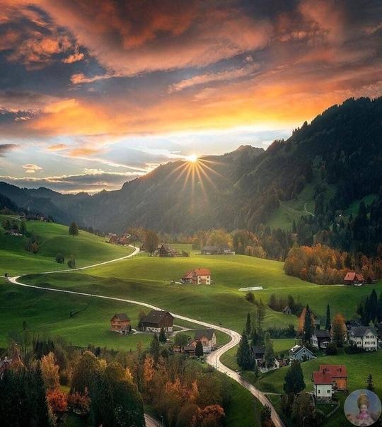 Великолепная Швейцария