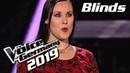 Lamb Of God - Ghost Walking (Stefanie Stuber) | The Voice of Germany 2019 | Blinds