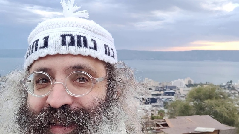 Thank God We're Alive - a NaNaCh song over Tiberius and the Kinneret
