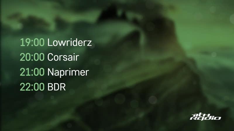 Lowriderz / Corsair, Naprimer and BDR - Urban Wave / Breakpoint @ 11th Radio (10.10.2019)
