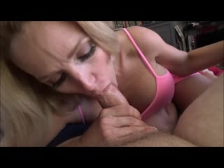 [FamilyTherapy] Billi Bardot - Mothers Loving Touch (mom milf mature mother big tits boobs anal creampie blowjob incest)