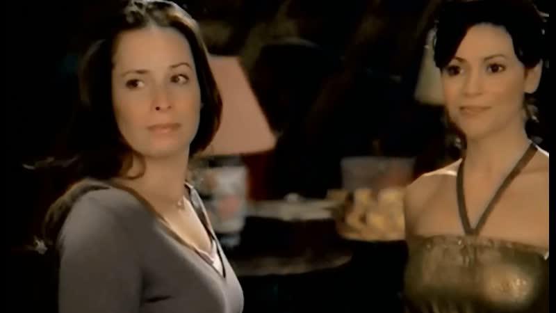 Зачарованные Charmed Leo Phoebe Piper Лео Фиби Пайпер Изменённый Мир Самые Крутые Моменты