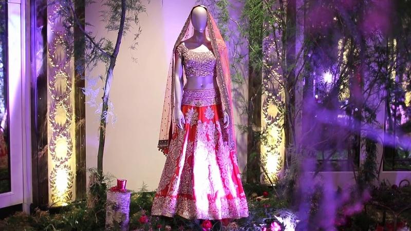 Zita Elze Aashni Wedding Show 2016 Outbound